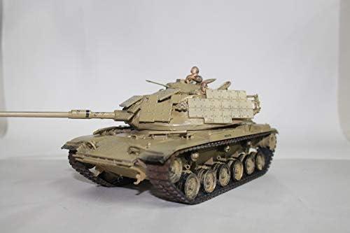 1/35 タミヤM60A1 リアクティブアーマー 完成品