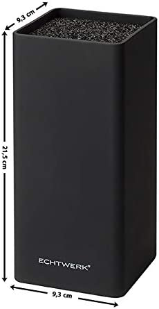 Universal Messerblock 22 cm  Edenberg  4 Farben