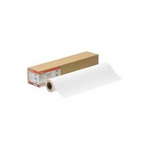 Canon 3853A010 Economy Bond Paper Roll, 2-Inch Core, 51 lb, 24-Inch x 150 ft, Smooth White