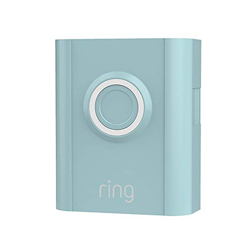 Ring Video Doorbell 3 and Ring Video Doorbell 3 Plus Faceplate - Ice Blue