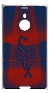 Fashion Chicago White Sox Case Cover for Nokia Lumia 1520, Wonderful phone cases