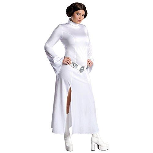 Princess Leia Adult Costume - Plus Size -