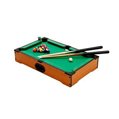 Jogo Mesa Mini Bilhar Sinuca Snooker 51 X 31 Completo