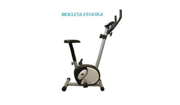 BICICLETA ESTÁTICA - microcomputadora LCD que controla la actividad física - CECOTEC: Amazon.es: Deportes y aire libre