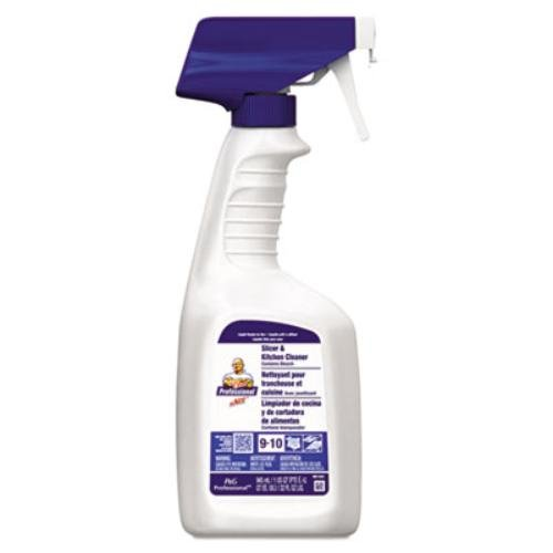 Mr. Clean Professional Slicer & Kitchen Cleaner Spray with Bleach, 32 oz. (Case of 8)