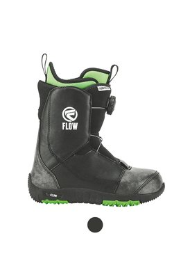 - Flow Youth Micron Boa Snowboard Boots 2018 13C