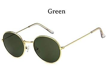 SLONGK Gafas De Sol Mujer Gafas De Sol Ovaladas Hombres ...