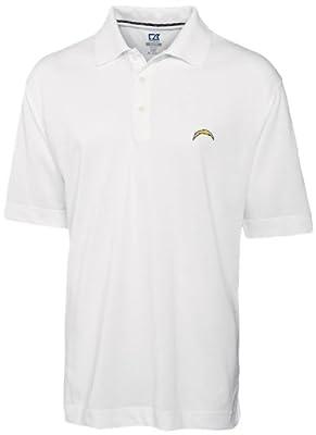 NFL San Diego Chargers Men's DryTec Championship Polo Shirt