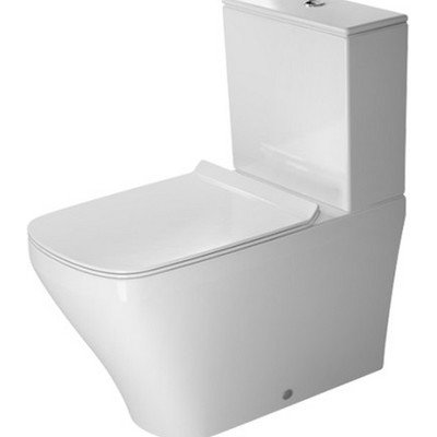 DuraStyle Toilet Close-Couple Cistern with Washdown Vario Outlet by Duravit