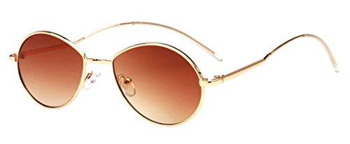 lunettes mode JYR ultraviolet rondes lunettes marée de HD soleil lunettes soleil de Color4 Polaroid anti unisexe HHUqw0t