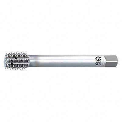 OSG USA 1605014284 1/4-28 0-Flute H4 HSS-CO Forming Tap, V Coating