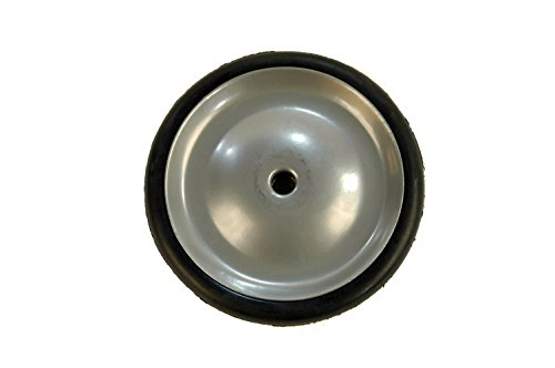 Arnold 4.5-Inch x .50-Inch Steel Wheel with Standard 5/8-Inch Hub ()