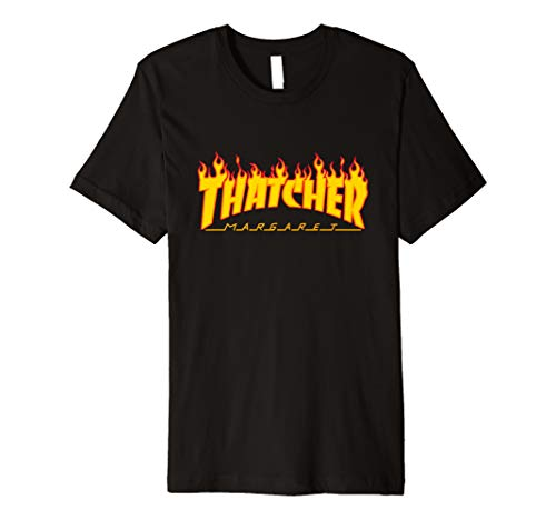 Margaret Thatcher T-Shirt Thatcher Margaret