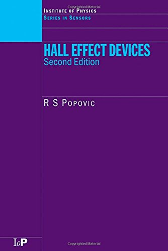 Hall Effect Devices, Second Edition (Series in Sensors)