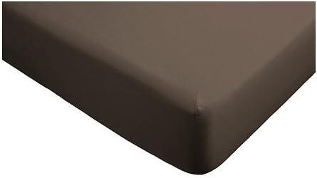 Ikea Gaspa Drap Housse Brun 140x200 Cm Amazon Fr