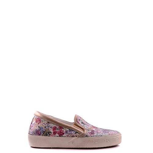 Philippe Model Slip On Sneakers Donna MCBI238042O Tessuto Multicolor