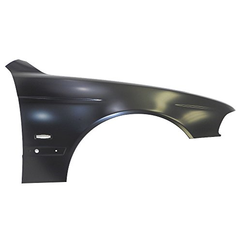 Titanium Plus 1997-2003 BMW 5-Serries E39 Front,Right Passenger Side Fender