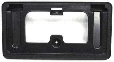 Replace Front License Plate Bracket