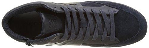 Geox Uomini U D Smart Blu Alta Scarpa Da Tennis (navy)