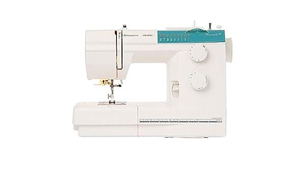 Husqvarna Emerald 116 - Máquina de coser: Amazon.es: Hogar