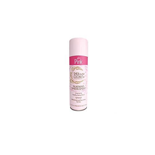 Luster's Pink Coconut Oil/Shea Butter Silk Sheen Spray, 15.5 Ounce