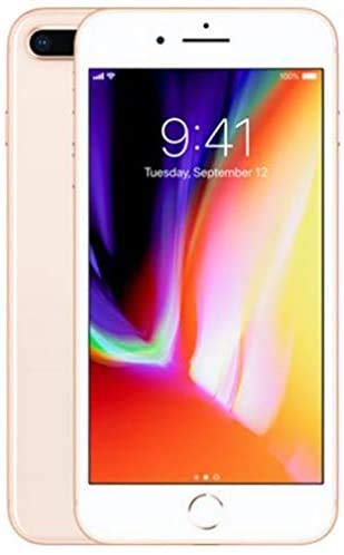 Apple iPhone 8 Plus with FaceTime - 128GB, 4G LTE, Gold