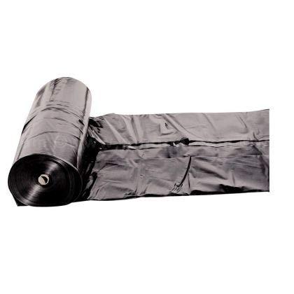6 mil Black Poly Sheeting, 10' x 100' (5 Units)