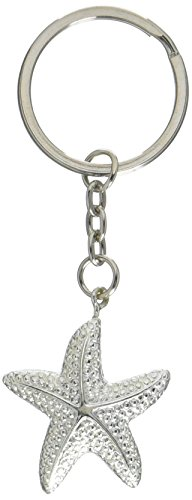 Starfish Tag - Fashioncraft FC 6578 Brilliant starfish key chain, 1