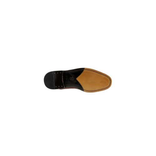 Giorgio Brutini Men's Melby Oxford Mid Brown/ Bone extremely sale online qqmCLf