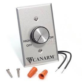 Canarm MC3 Speed Control