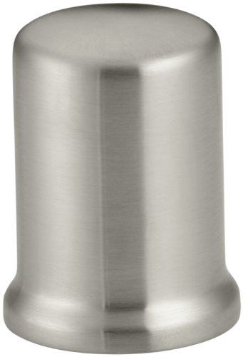 - KOHLER K-9111-BN Air Gap Cover with Collar, Vibrant Brushed Nickel