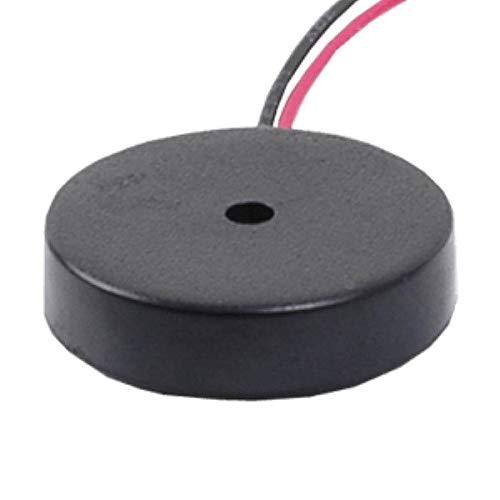 16.5 mm, 30 V, 80 dB, 5.0 kHz, Wire Leads, Piezo Audio Transducer Buzzer - CPE-150 by CUI Inc