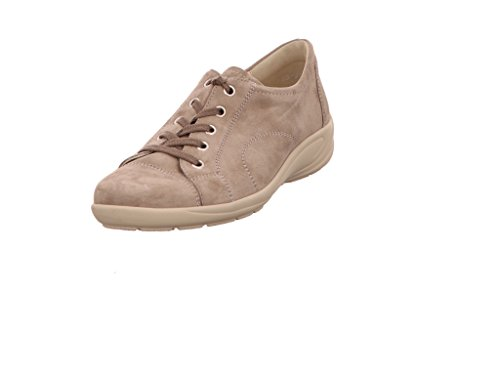 Semler 042 B6055 Beige Flats 028 Lace up Women's Fr1HxqwF