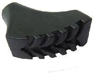 Pointe en caoutchouc renforcé fin de chaussures bâton de trekking randonnée stick4Lot