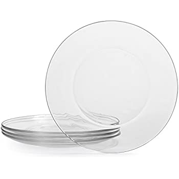 Duralex Made In France 3008AF06/4 Lys Dinnerware 7-1/2 Inch Salad /Dessert Plate.Set of 4  sc 1 st  Amazon.com & Amazon.com   Duralex Made In France Paris Glass Dinnerware Salad ...