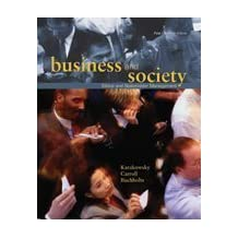 By Len Karakowsky - Business and Society: Ethics and Stakeholder Management, First Canadian Edition