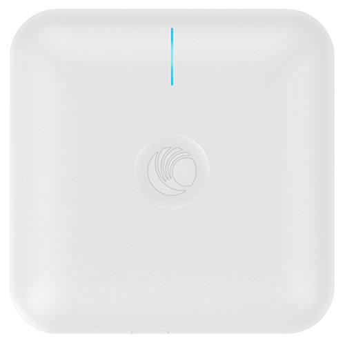 Cambium Networks cnPilot E410 Indoor Wireless Access Point, High-Powered, Long Range Wi-Fi - Home/Business - Cloud Managed - Dual Band - 2x2 MIMO - PoE - Mesh Capable (FCC) 802.11ac (PL-E410PUSA-US)
