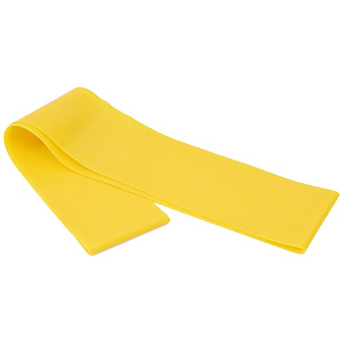 Dilwe 5pcs Resistance Exercise Bands, Unisex Multi Colors Latex Fitness Workout Yoga Loops for Stretching YogaLegs Training Physical Therapy by Dilwe (Image #7)