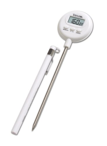 Taylor Digital Instant Thermometer Lollipop