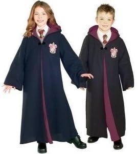 Varita m?gica y corbata y bufanda Harry Hermione Ron talla L manto ...