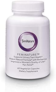 Giveaway: femiNature™ Urinary Tract Infection