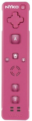 Nyko Wii Wand Plus + Full Motion Sensing IR Controller - Pink