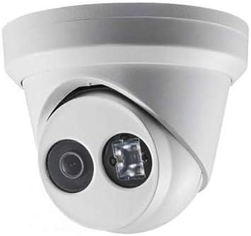 HIKVISION 4 Megapixel EXIR PoE Turret IP Outdoor Surveillance Camera DS-2CD2342WD-I 2.8mm Lens