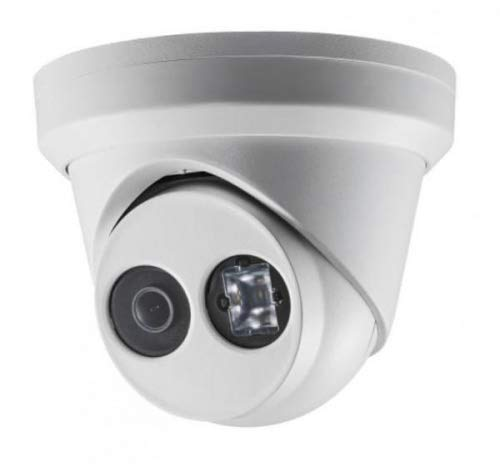 Hikvision DS-2CD2343G0-I New H.265+ 4MP IP Turret EXIR Fixed 2.8mm Lens True WDR Network Camera, English Version, Replacement Model for DS-2CD2342WD-I