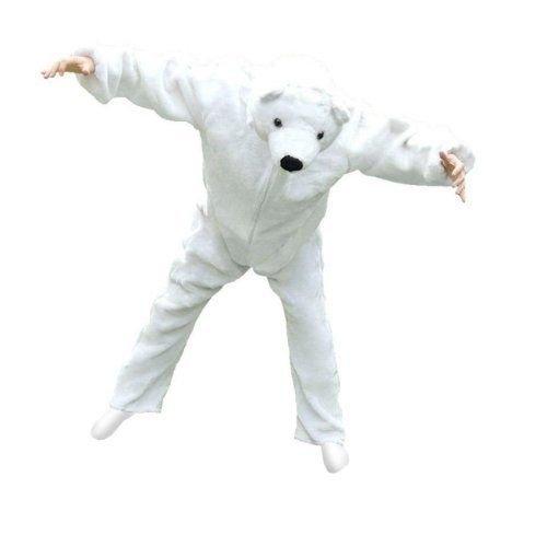 Fantasy World Adults Polar Bear Costume 16-18 / XL F24 by Fantasy World