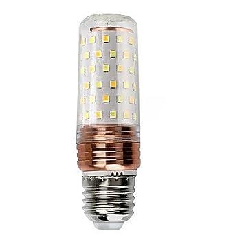 1pc 16W 1100 lm E27 Bombillas LED de Mazorca 84 leds SMD 5730 Decorativa Luz LED