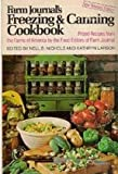Farm Journal's Freezing and Canning Cookbook, Farm Journal Food Editors and Nell B. Nichols, 0385134444