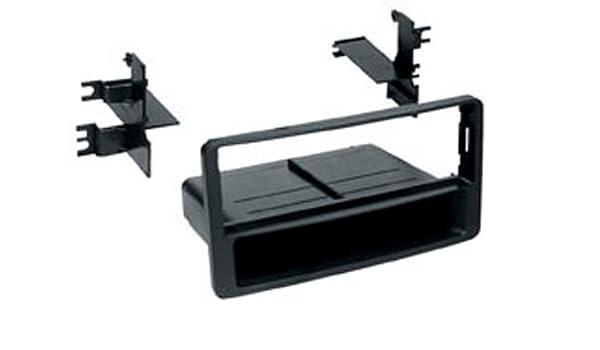 Autoleads FP-05-07 Car Audio Single DIN Facia Adaptor Black