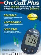 On Call Plus Blood Glucose Monitoring System by On Call