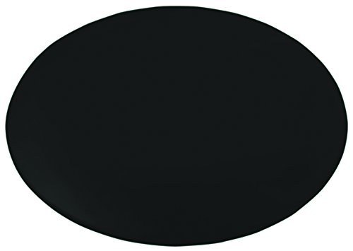Dycem 50-1595BLK Non-Slip Circular Pad, 5-1/2